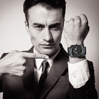 MissMe HY0210 时尚智能手表