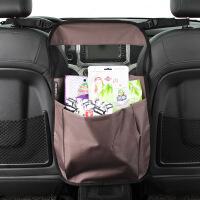 门扉 收纳袋 创意韩版汽车中央内座椅安全护栏车载置物袋家居日用多功能大容量隔离储物袋