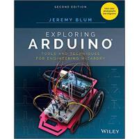 【预订】Exploring Arduino 9781119405375