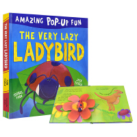 Amazing Pop-Up Fun The Very Lazy Ladybird 3D立体故事 懒惰的瓢虫 儿童英语
