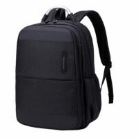 男士双肩包 带USB充电接口休闲包 大学生背包 书包 电脑包 办公背包 商务旅行包 两色可选 单个装