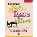 英文原版 古典爵士与布鲁斯,第5辑 Classical Jazz Rags & Blues, Book 5: 9 Cl
