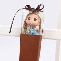仿真娃娃花束 七夕情人节送女朋友礼物 送给你爱的她