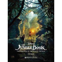 迪士尼英文原版・奇幻森林The Jungle Book: The Strength of the Wolf is the