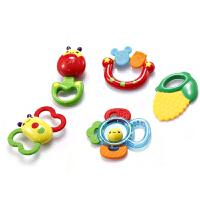 [当当自营]Auby 澳贝 摇铃系列 5只装放心煮摇铃 婴儿玩具 463157