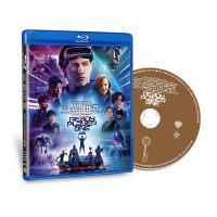 正版 高清科幻蓝光电影 头号玩家 BD光盘碟片英语国语1080p