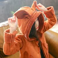 女童秋冬装外套衣服