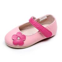 春季新款公主鞋女童鞋 女宝宝学步鞋幼儿单鞋小皮鞋