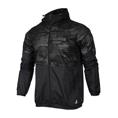 Adidas阿迪达斯 男装 运动休闲夹克外套 BQ5528运动休闲夹克外套