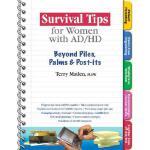 【预订】Survival Tips for Women with Ad/HD: Beyond Piles, Palms