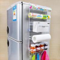 收纳架 整理收纳家居日用创意冰箱侧挂架厨房收纳置物架挂件壁挂多功能调味品 整理架