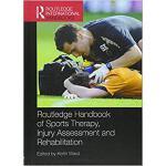 【预订】Routledge Handbook of Sports Therapy, Injury Assessment