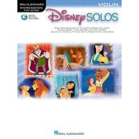 【预订】Disney Solos for Violin [With CD]