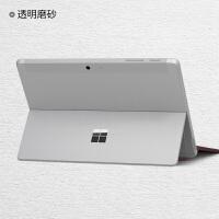 new新微软SurfacePro6平板电脑GO纯色贴纸贴膜笔记本Pro4背膜pro5配件12.3寸p