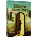 英文原版 House of Many Ways 迷宫之屋 儿童课外阅读小说 桥梁章节书 宫崎骏 iana Wynne