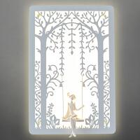 【每满200减100】御目 壁灯 卧室书房床头灯简约现代创意欧式美式个性阳台儿童房客厅灯 创意灯具