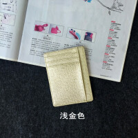 卡包女式韩国皮卡包女驾驶证卡夹公交卡套女*包零钱包