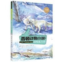西顿动物小说全集:北极狐卡塔(彩绘版)(中小学语文名著) [加]欧・汤・西顿 9787544863308 接力出版社
