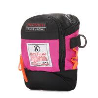 休闲包 新款男女单肩斜挎包休闲挂包户外旅行小包运动腰包腰带