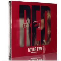 正版 Taylor Swift 泰勒斯威夫特专辑 red 红色 2CD+歌词本豪华版