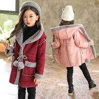 女童秋冬装外套女孩衣服