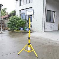 led投光灯三脚支架升降伸缩折叠户外照明移动式工作架双头灯支架