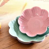 水果盘 (四个装)家用欧式果盘客厅茶几塑料糖果盘2020新款干果盘零食盘小果盘家居瓜子盘