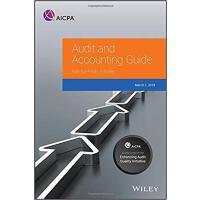 【预订】Auditing And Accounting Guide 9781948306829