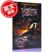 现货 毒液 诸界之战 英文原版 Venom: War of the Realms 漫威大事件 黑暗精灵之王马勒基思