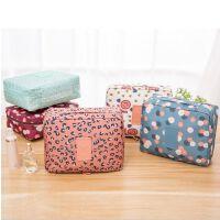 韩版旅行防水洗漱包收纳包多功能手提化妆包套装