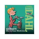 英文原版 George's Marvellous Medicine