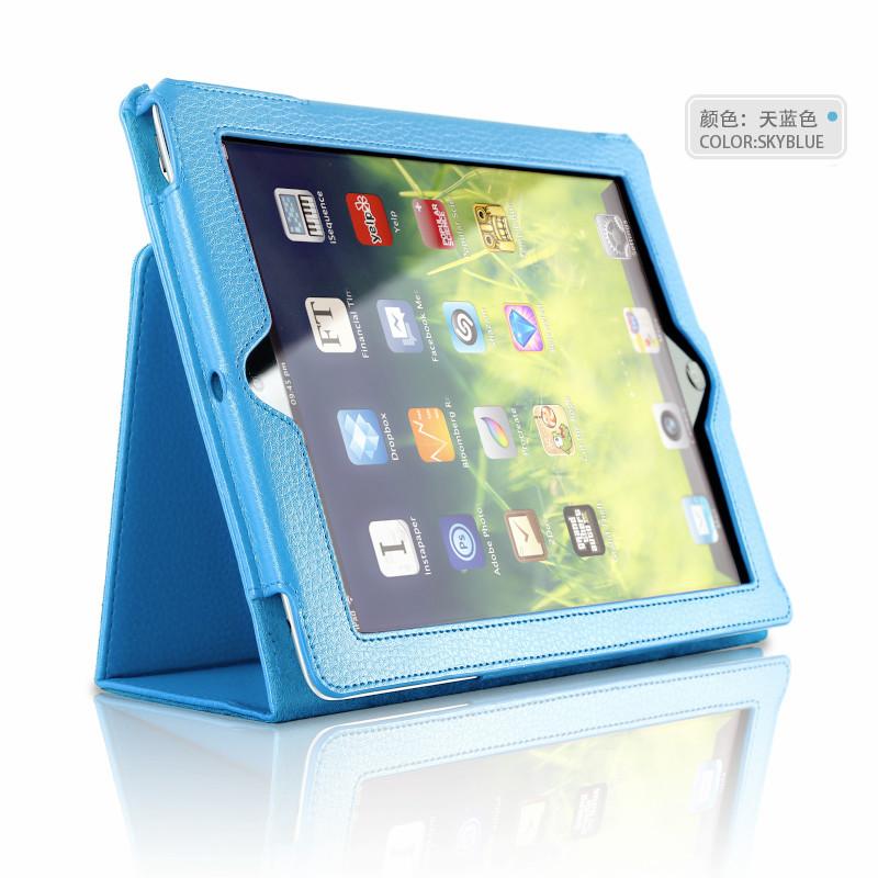 老款ipad2保护套lpad平板9.7英寸air2苹果6代apad5外壳mini4iapd3