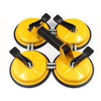 玻璃吸盘三爪活动式铁强力两爪瓷砖大理石地板吸提器