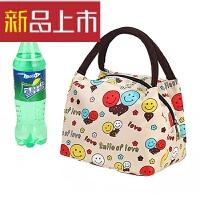 学生大号盒饭手提手拎午餐饭盒保温袋带饭便当包餐包饭袋饭包袋子