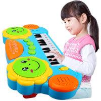 0-1-3-6岁男孩女孩婴儿小孩益智玩具儿童电子琴初学宝宝钢琴音乐
