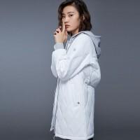 【品牌特惠】诺诗兰艾雯女式棉服GL082612