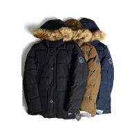 Tommy Hilfiger汤米秋冬新品经典中长款保暖外套