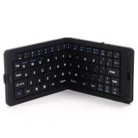 Geyes精亚迷你蓝牙折叠键盘 通用手机平板电脑礼品定制无线键盘