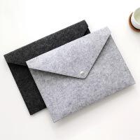 a4文件袋 资料袋学生商务文件袋票据袋帆布韩国小清新 文件收纳