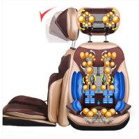南极人 按摩座垫靠垫颈椎按摩器颈部腰部背部电动椅垫家用全身多功能肩部枕头垫 多功能揉捏按摩垫