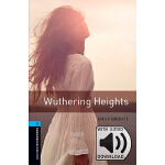 Oxford Bookworms Library: Level 5: Wuthering Heights MP3 Pa
