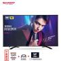 【当当自营】夏普SHARP LCD-50SU460A 新品50英寸4K高清智能爱奇艺合资平板液晶电视机