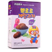 宝噜噜 鸡蛋营养饼干系列50g/盒