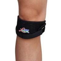 运动护膝髌骨带膝盖装备跑步保护带健身训练篮球羽毛球护具