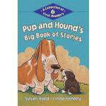 【预订】Pup and Hound's Big Book of Stories A Collection of 6 F