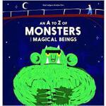 【预订】An A-Z of Monsters and Magical Beings 9781786270535