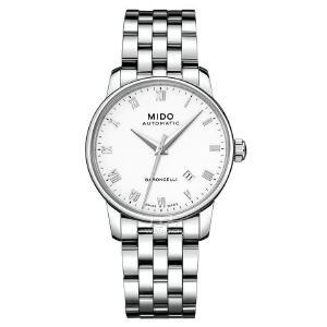 美度MIDO-贝伦赛丽BARONCELLI系列 M8600.4.26.1 机械男士手表【好礼万表 礼品卡可购】