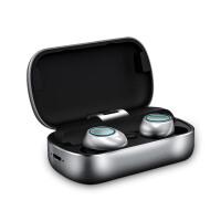 蓝牙耳机双耳真无线迷你微小型运动隐形入耳塞式小米vivo苹果oppo华为通用型篮牙 标配