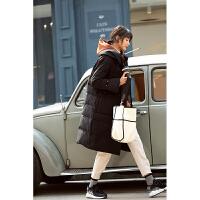 【下单领券立减120元】云上生活女装气质休闲外套冬装纯色保暖大口袋中长款棉衣M1531
