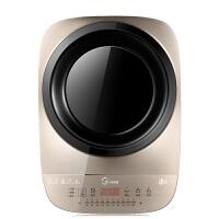 美的C22-IH2202升级款C21-IH2105U凹面电磁炉家用电炒灶1 0档以上 触控式 NEG面板